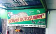 Serabi Notosuman Ny Lidia Solo