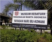 Museum Pergerakan Wanita Indonesia Sleman Jogja