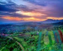 Pemandangan Indah dari Bukit Moko Cimenyan Bandung