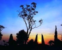 Candi Cetho Karanganyar Jawa Tengah