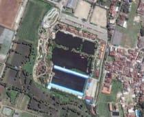 Floating Market Lembang Google Earth