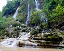Air Terjun Sri Gethuk Gunung Kidul Jogja