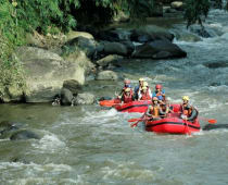Arung Jeram Sungai Cisangkuy