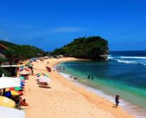 Pantai Indrayanti Gunungkidul Yogyakarta