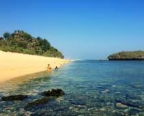 Pantai Sadranan Jogja