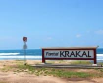 Pantai Krakal Gunung Kidul Jogja
