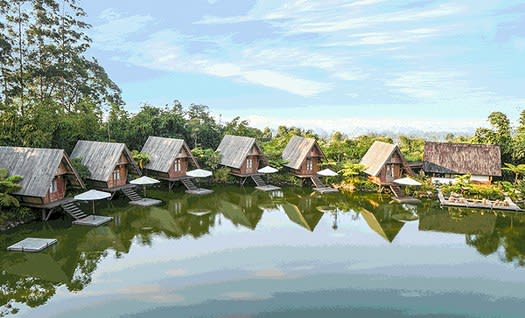 Dusun Bambu Lembang Bandung 2
