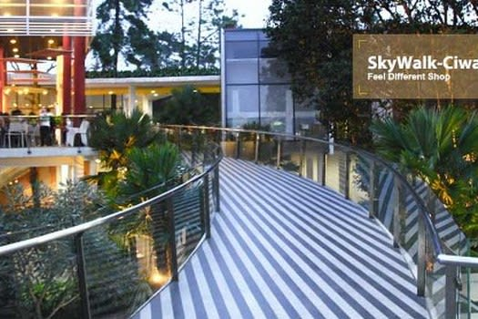 SkyWalk - CiWalk Bandung
