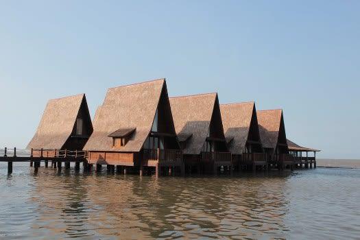 Cottage di Cirebon Waterland