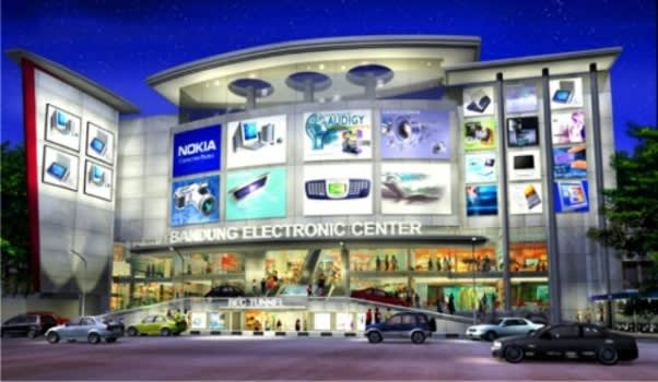 Bandung Electronic Center (BEC)