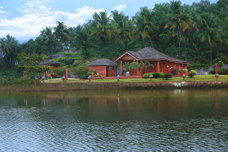 The Beautiful Fragrant Nature Resort in Kerala | So Delhi