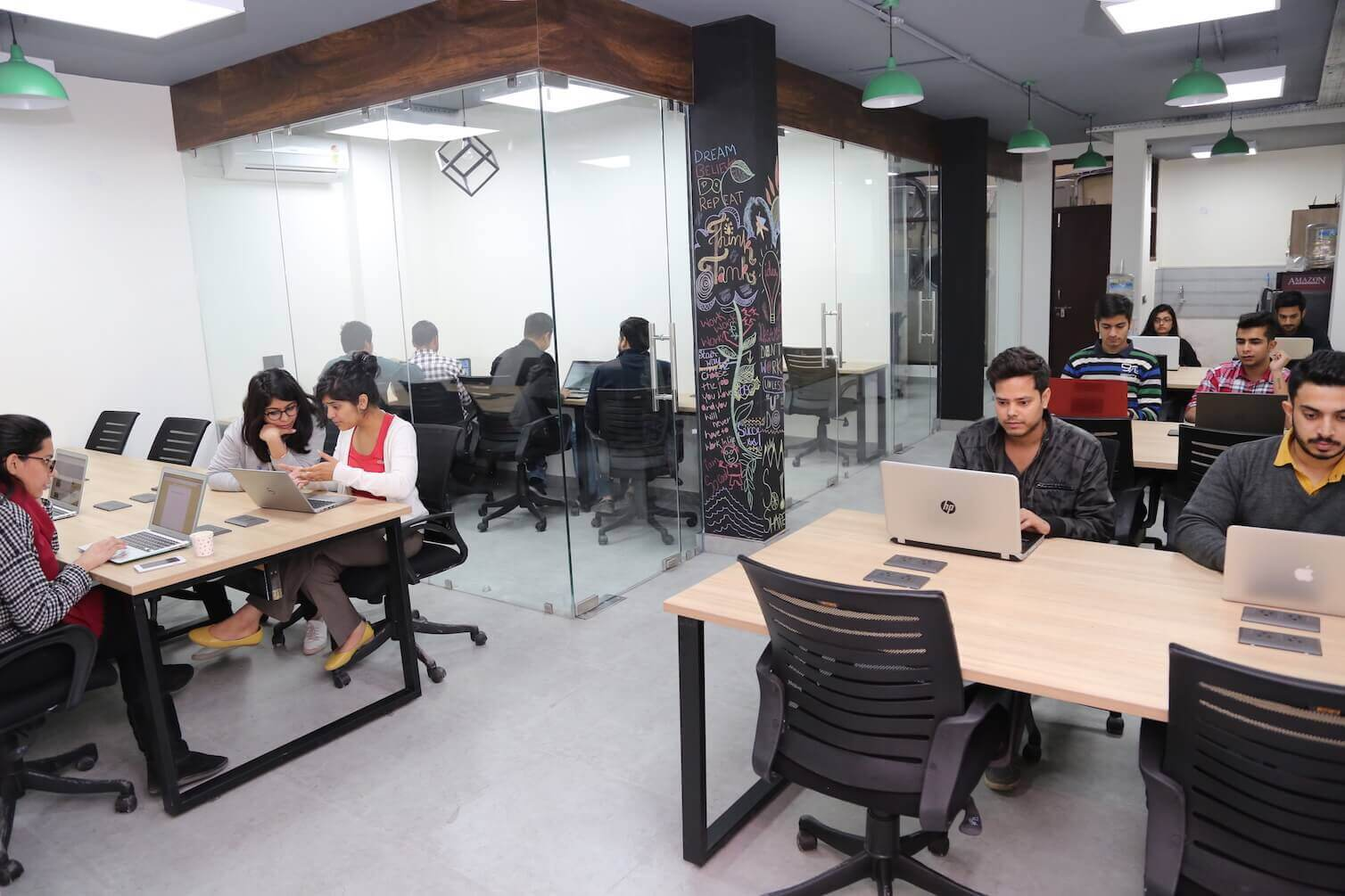 soshare coworking space