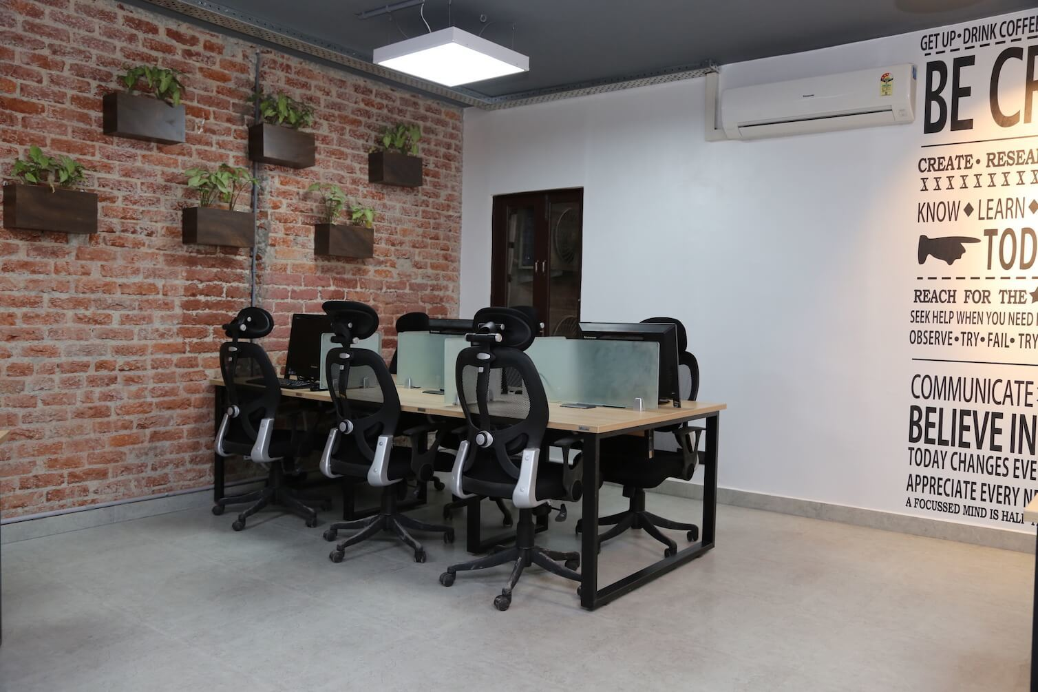 Conference room at SoShare