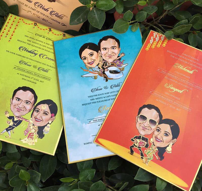 Creative Indian Wedding Invitations: 10 Best Wedding Card Vendors To Depend On In Delhi If You