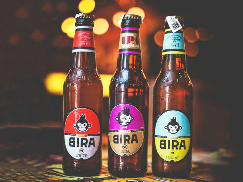 FREE Pints For The First 91 Peeps To Land Up At Bira 91's Bar ...