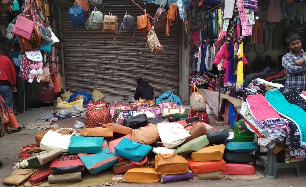 Shopping Stroll Down The Lajpat Nagar Market