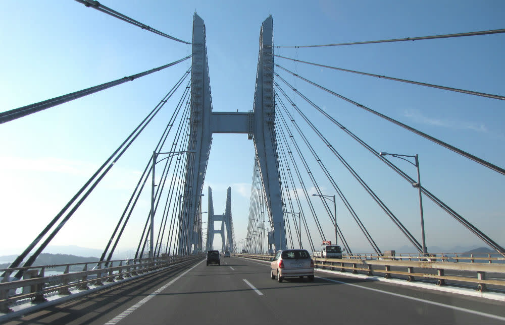 East Side Auto >> India's 1st Cable-Stayed Bridge B/W North & North-East Delhi Is Opening On 4th November!