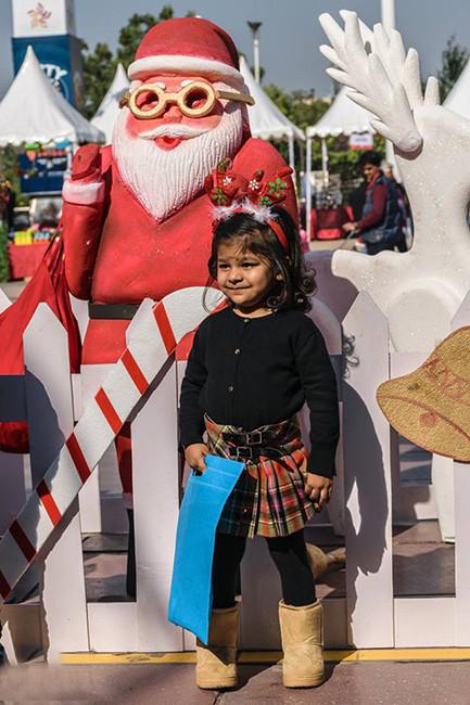 The 7th Kids Christmas Carnival @ Select CITYWALK | So Delhi