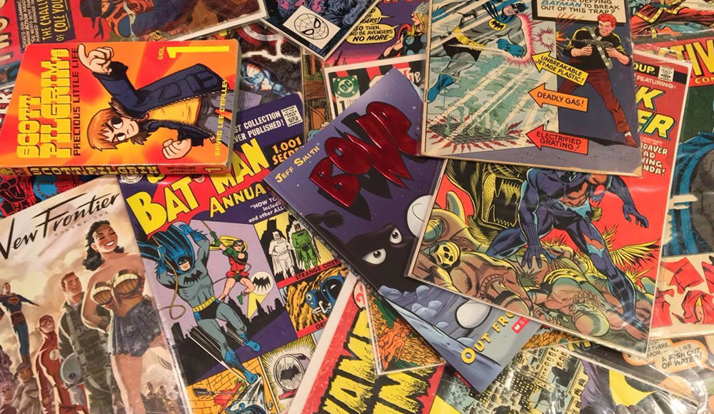 5 Online Comic Book Stores That'll Help You Unleash Your ...