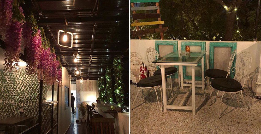 Check Out This Dreamy Cafe In Shahpur Jat For Lazy Dates