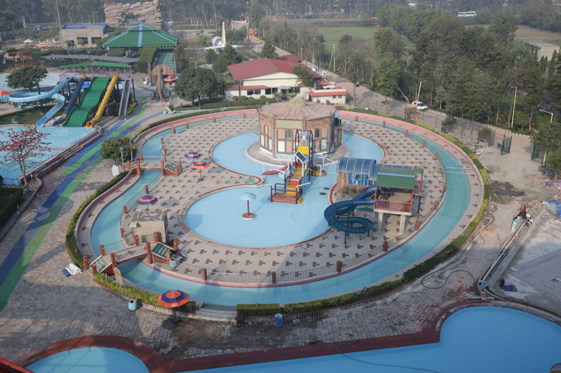 This Amusement Park Outside Delhi Is Awesome! | So Delhi