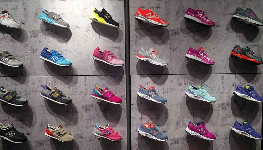 new balance outlet in delhi