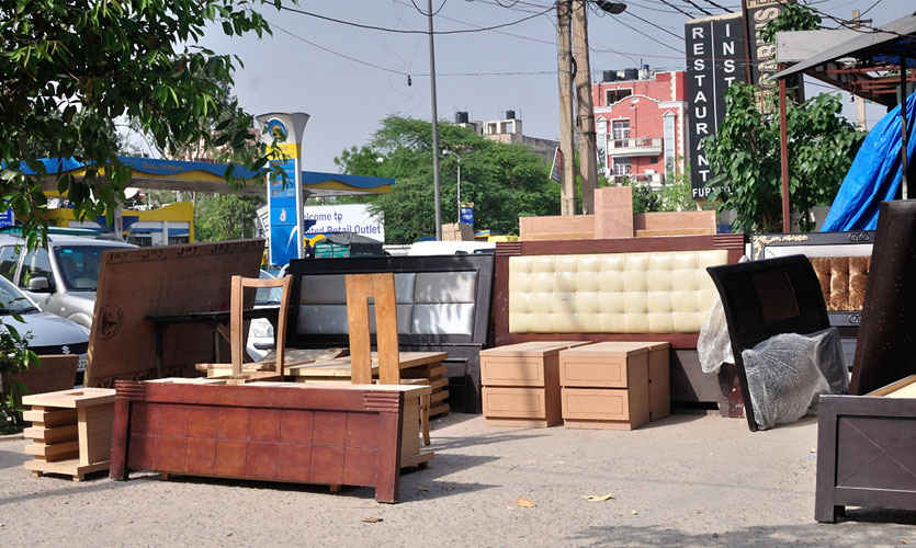 Want To Furnish Your Home Check Out Kirti Nagar Market A