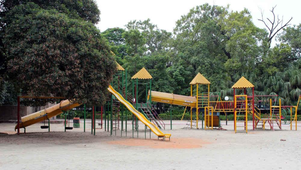 Children's Park in Delhi