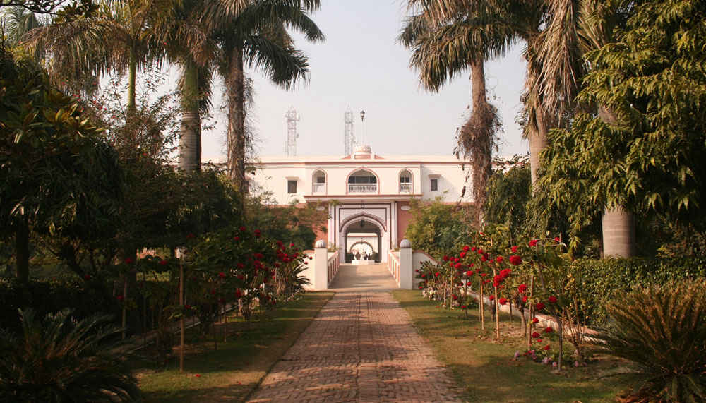 The Erstwhile Home of The Jat Kingdom, The Mud Fort in