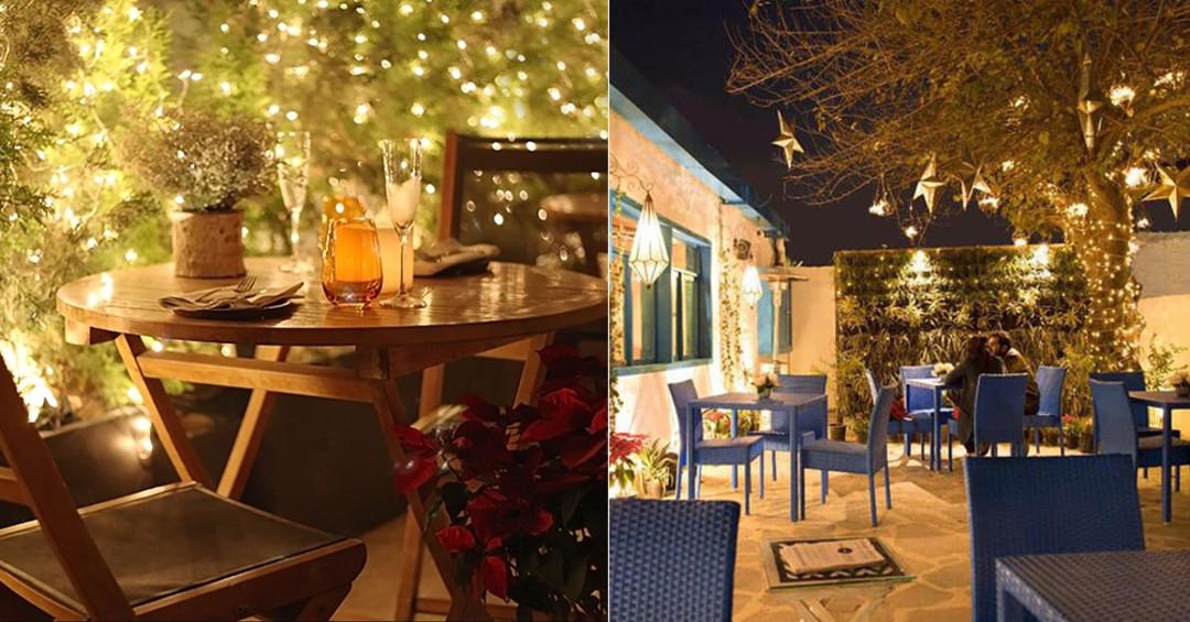 13 Best Romantic Restaurants In Delhi So Delhi