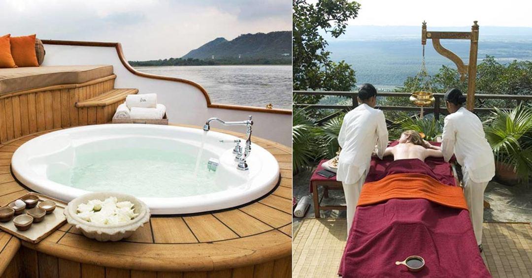 Amazing Spa Resorts Near Delhi | So Delhi