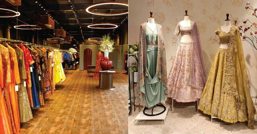 16 Best Multi Designer Stores In Delhi So Delhi