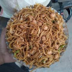 Local street food