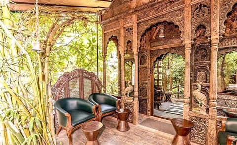 Check Out The Tree House Resort In Jaipur | So Delhi