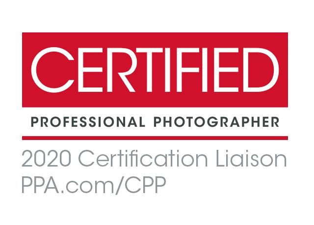 Certified Professional Photographer, 2020 Certification Liason logo