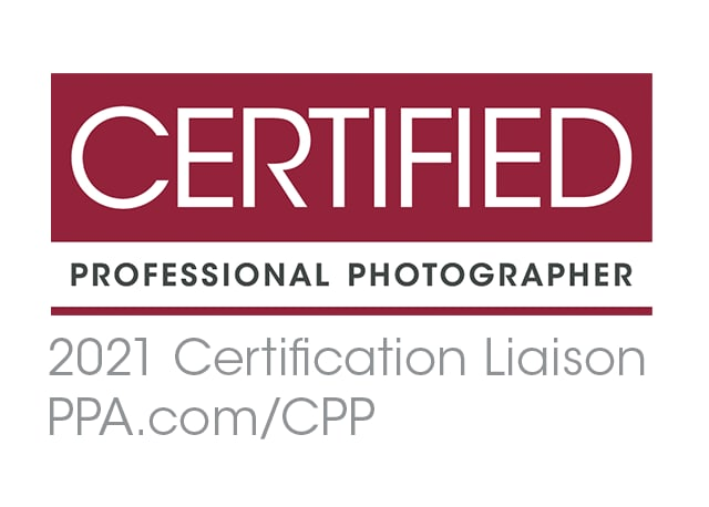 Certified Professional Photographer, 2021 Certification Liason logo