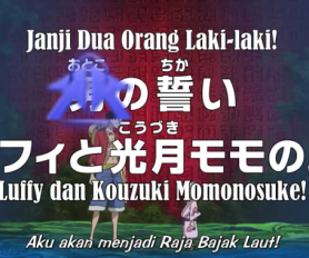 One Piece Episode 771 - Subtitle Indonesia