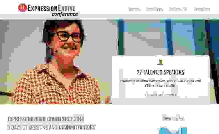 ExpressionEngine Conference 2014