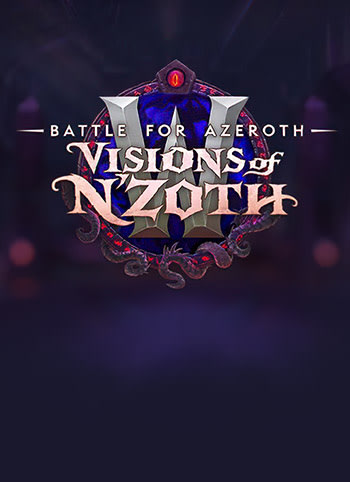 Picture of Visions Of Nzoth Starting Questline