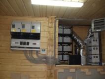 Система резервного электроснабжения 18кВт 3 фазы