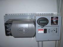 Система резервного электроснабжения 1,3кВт