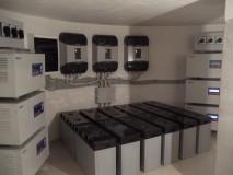 Система резервного электроснабжения 7,2кВт 3 фазы