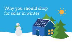 5 причин купить солнечные батареи зимой