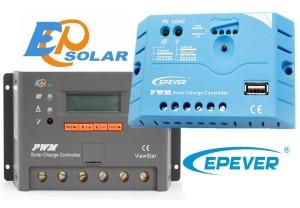 Контроллеры EP Solar / EPEver