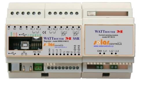 Контроллер излишков электроэнергии WATTRouter