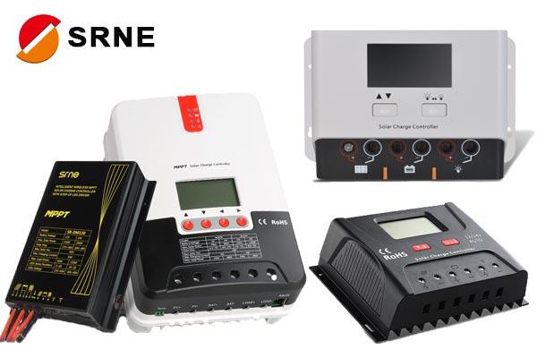 Солнечные контроллеры - типы и назначение