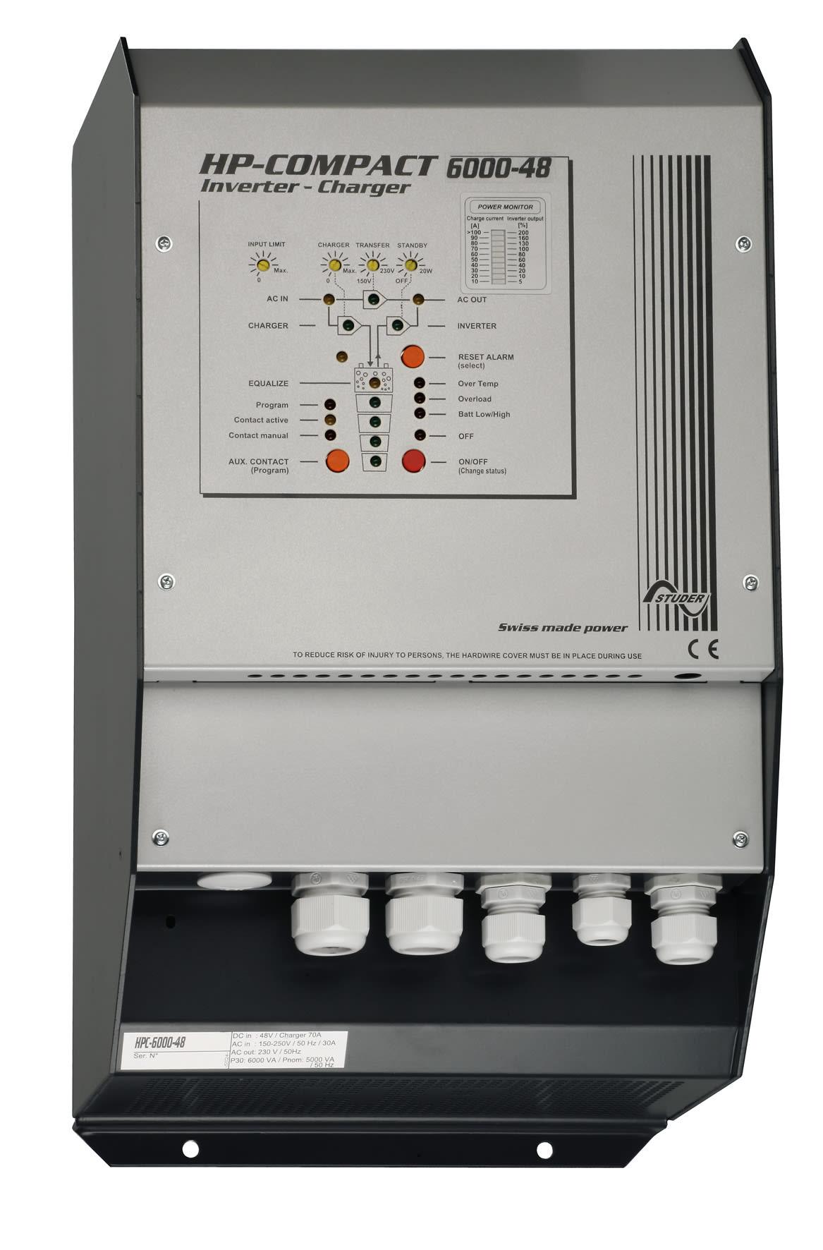 ББП Studer HP Compact