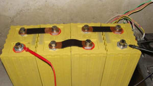 Сборка 12В из LiFePo4 литиевых аккумуляторов