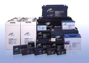Гелевые и AGM аккумуляторы Ritar Power