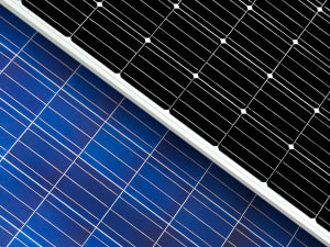 Моно и поликристаллические солнечные модули